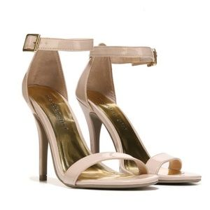 Madden Girl Dafney Nude Heels 7.5